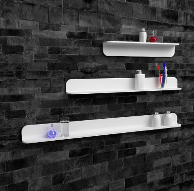 Полка Cube Shelf WD0143 Matte White