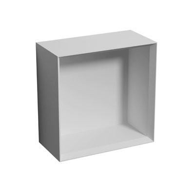 Полка Square Shelf WD0193 Matte White