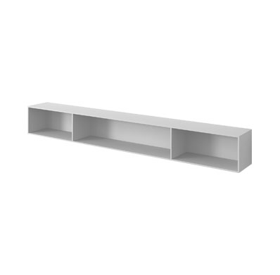 Полка Cubes Shelf WD2932-4 Matte White