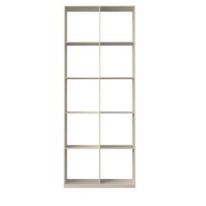 Этажерка Cube Bookcase WD06001 Matte white