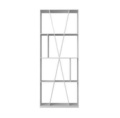 Этажерка Cube Bookcase WD06003 Matte white