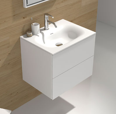 Тумба Patience Main Cabinet WD2932-0 Matte white