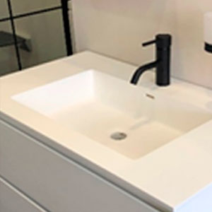 Умывальник Illumina washbasin WD38446F Matte White